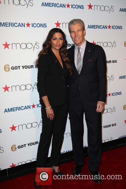 Camila Alves and Todd Lungren 7