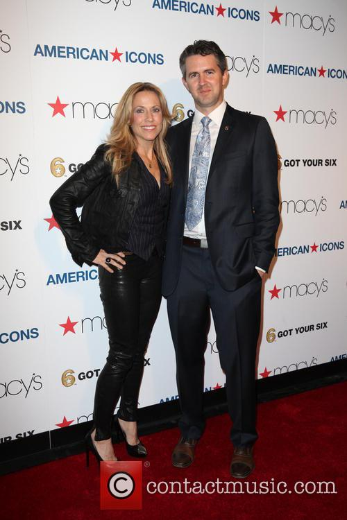Sheryl Crow and Chris Marvin 7
