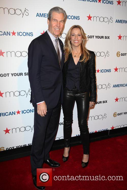 Todd Lungren and Sheryl Crow 1