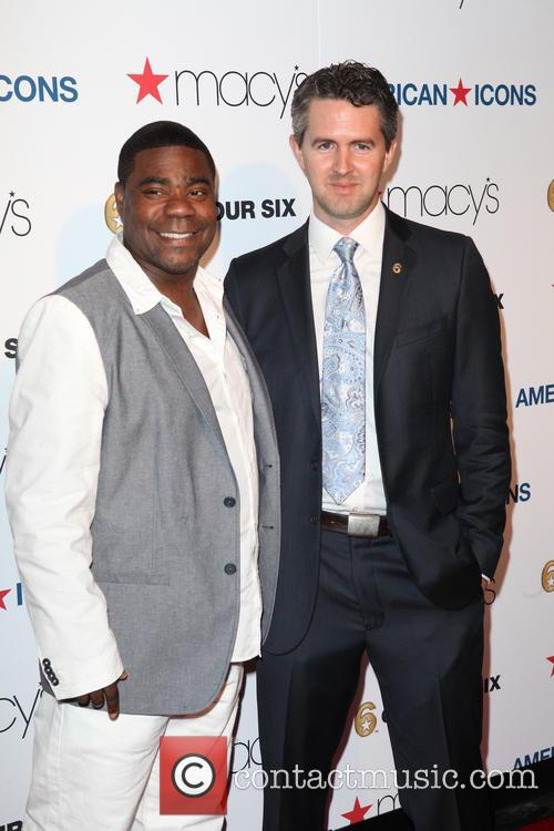 Tracy Morgan and Chris Marvin 1