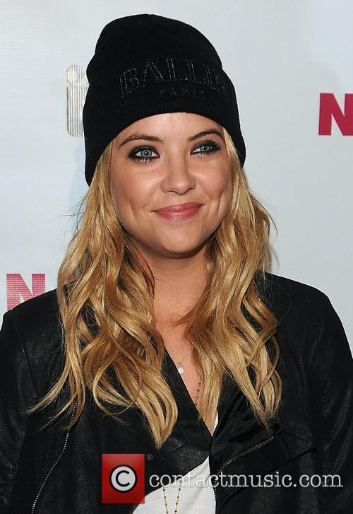 Ashley Benson 1