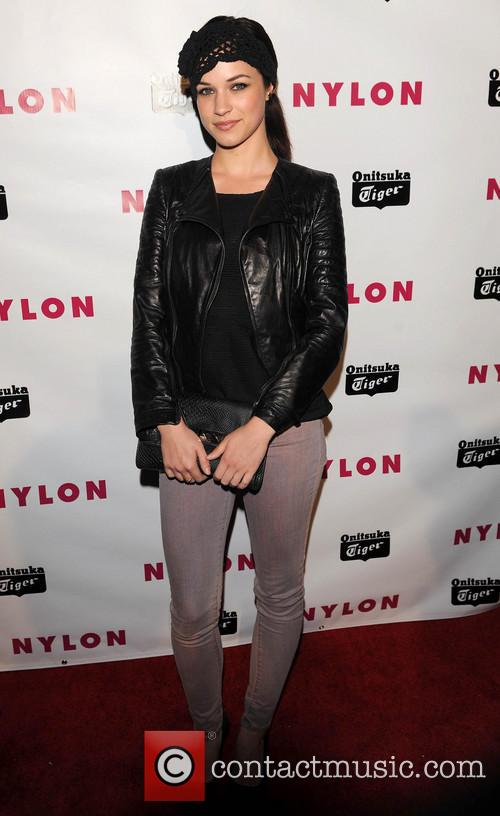 alexis knapp nylon magazine young hollywood party 3664328