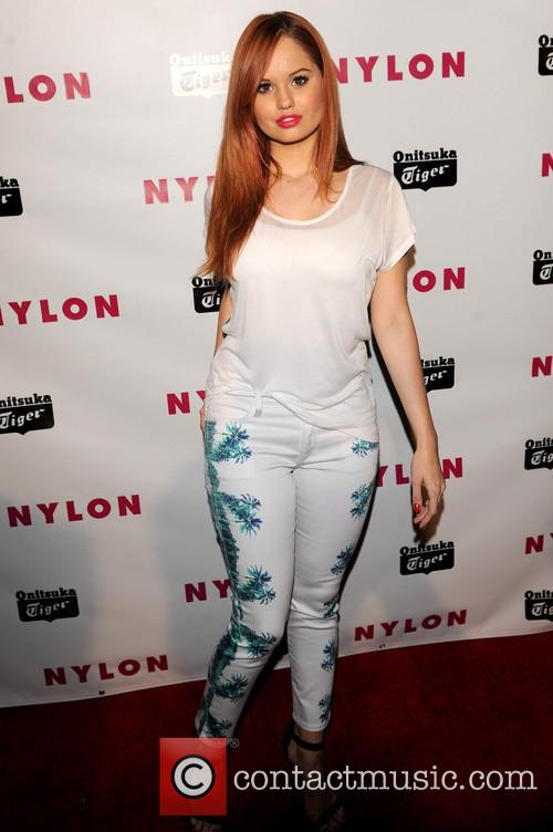 debby ryan nylon magazine young hollywood party 3664386