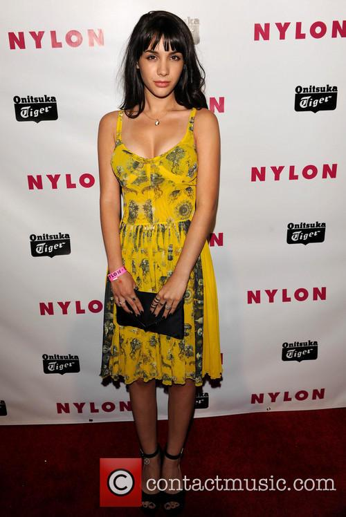 hannah marks nylon magazine young hollywood party 3664323
