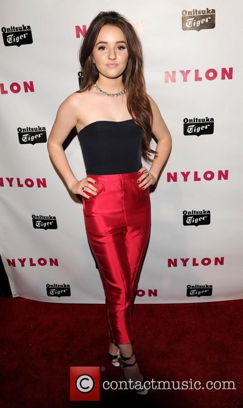 kaitlyn dever nylon magazine young hollywood party 3664365