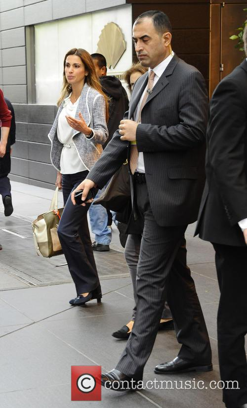 Queen Rania Of Jordan 4