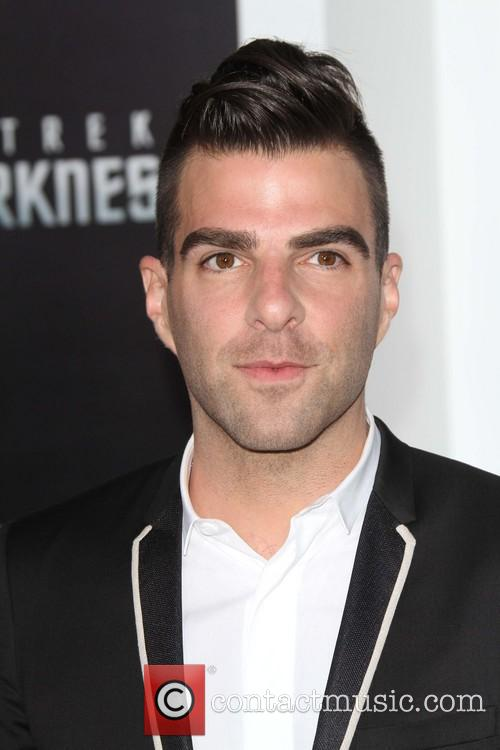 Zachary Quinto, Dolby Theatre
