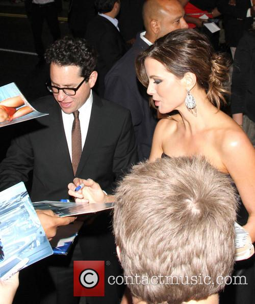Jj Abrams and Kate Beckinsale 1