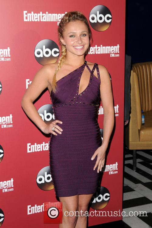 hayden panettiere tv upfronts party 3663474