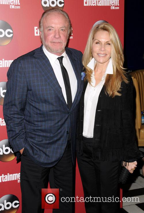 James Caan and Linda Caan 1