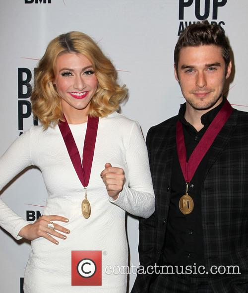 Karmin, Amy Heidemann and NIck Noonan 4