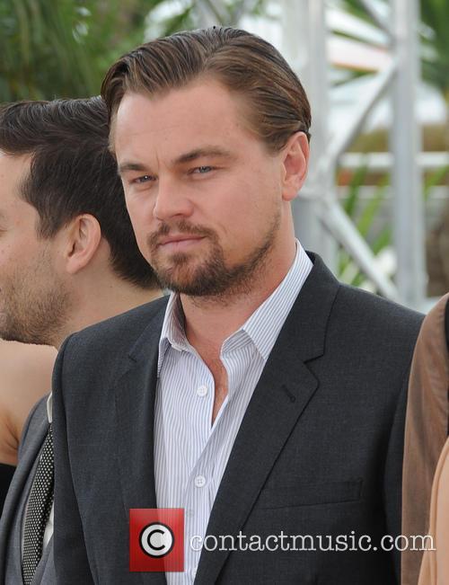 Leonardo DiCaprio Gatsby Photocall