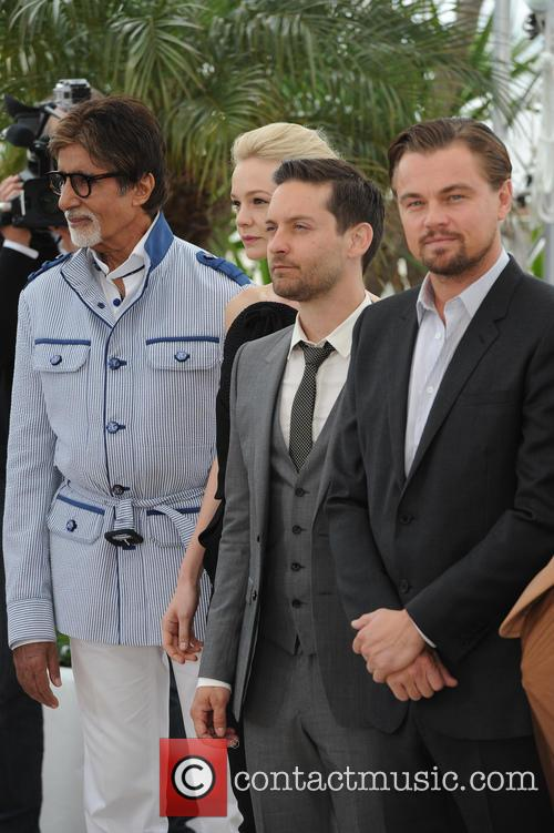 Leonardo Dicaprio and Tobey Maguire 5