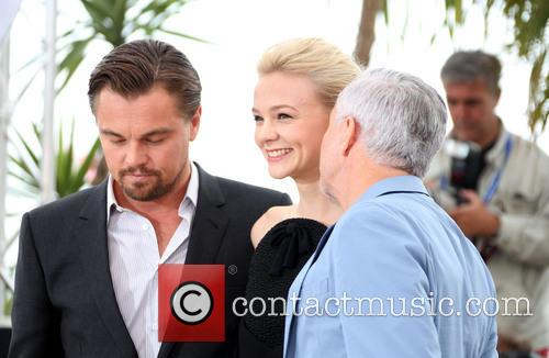 Baz Luhrmann, Leonardo Dicaprio and Carey Mulligan 2