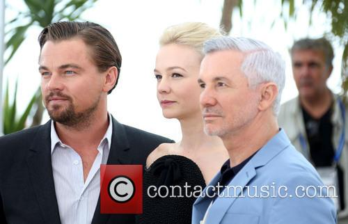 Baz Luhrmann, Leonardo Dicaprio and Carey Mulligan 1
