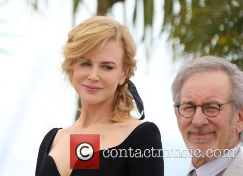 Nicole Kidman and Steven Spielberg 7