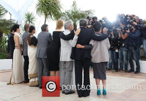 Nicole Kidman and Steven Spielberg 6