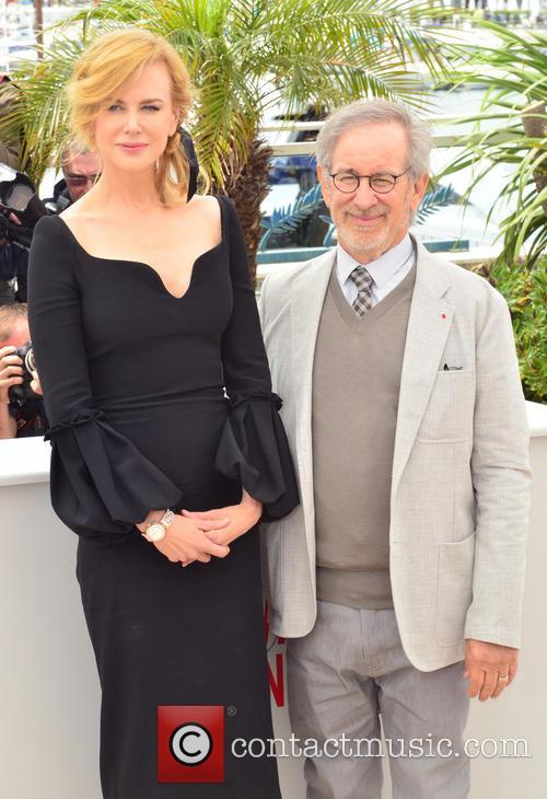 Nicole Kidman and Steven Spielberg 3