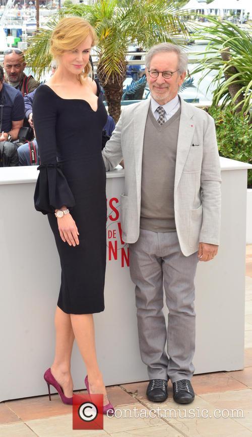 Nicole Kidman and Steven Spielberg 4