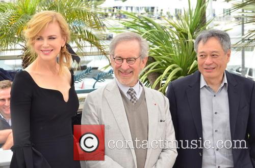 Nicole Kidman, Steven Spielberg and Ang Lee