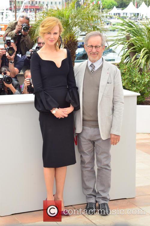 Nicole Kidman and Steven Spielberg 1