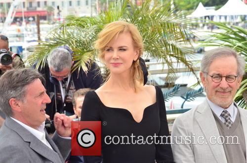 Nicole Kidman and Steven Spielberg 8