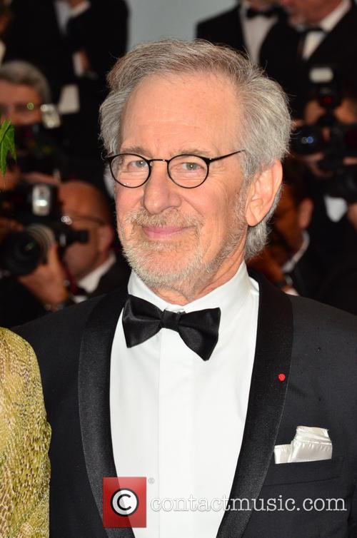 Steven Spielberg supported the Democrat Presidential Candidate, John Kerry