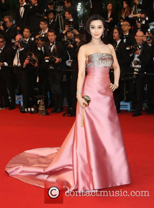 Fan Bingbing, Cannes Film Festival
