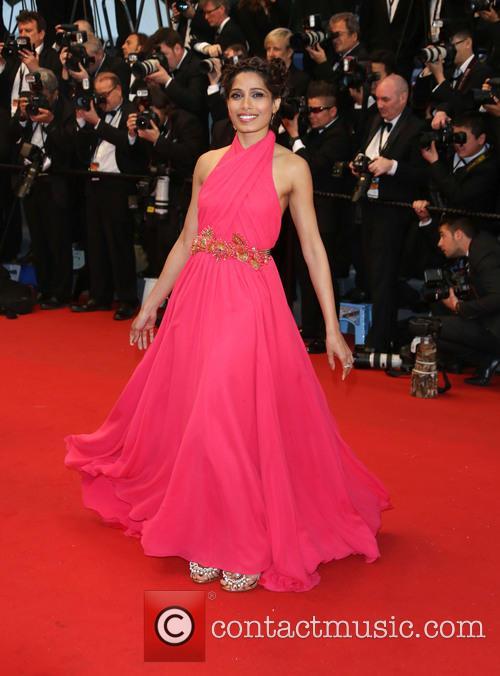 Freida Pinto, Cannes Film Festival
