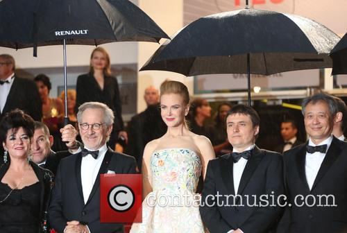 Steven Spielberg, Nicole Kidman, Cristian Mungiu and Ang Lee 1