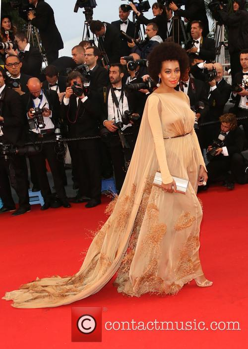Solange Knowles, Cannes Film Festival