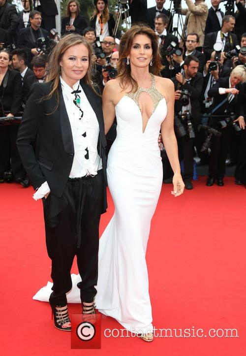 Eva Cavalli and Cindy Crawford 4
