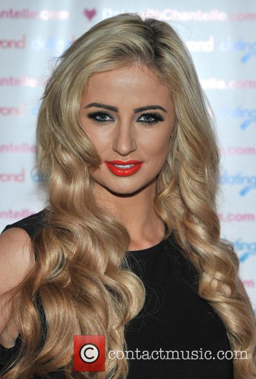 Chantelle Houghton launches a new dating website