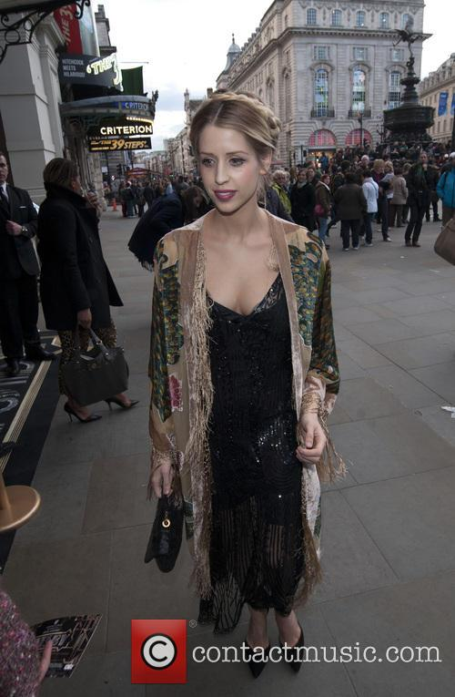 peaches geldof celebrities arrive at the criterion 3665294