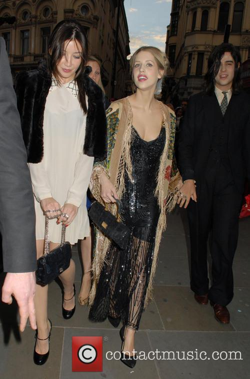 Daisy Lowe and Peaches Geldof 4
