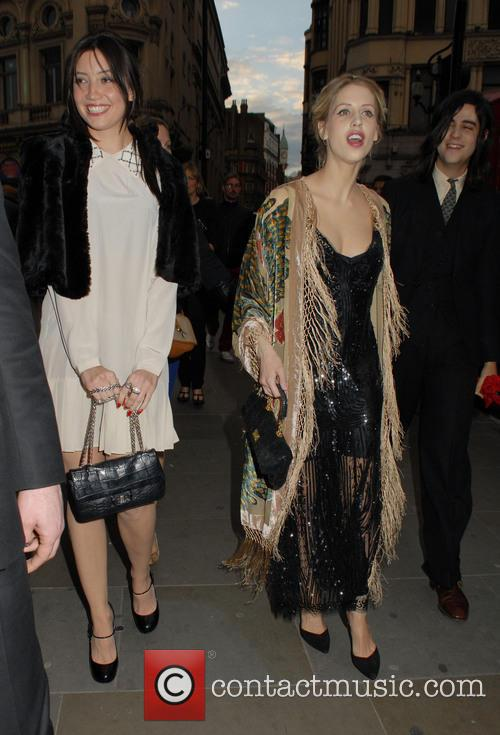 Daisy Lowe and Peaches Geldof 7