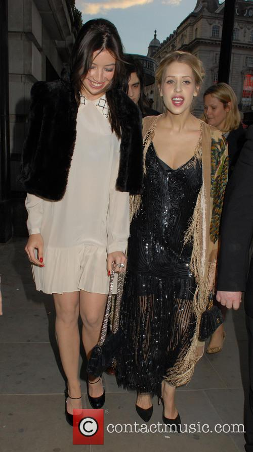 Daisy Lowe and Peaches Geldof 10