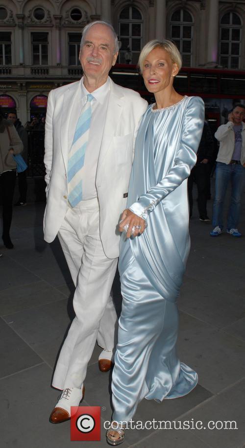 John Cleese and Jennifer Wade 2