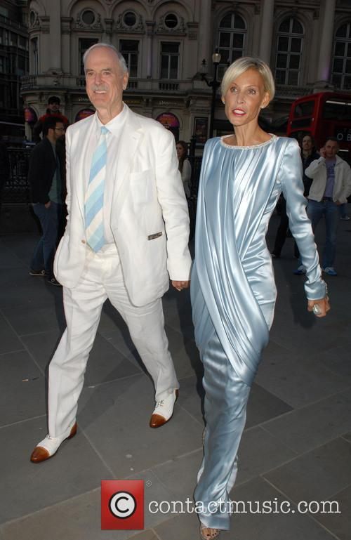 John Cleese and Jennifer Wade 1