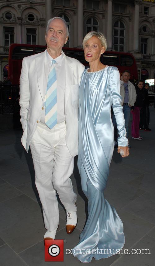 John Cleese, Jennifer Wade