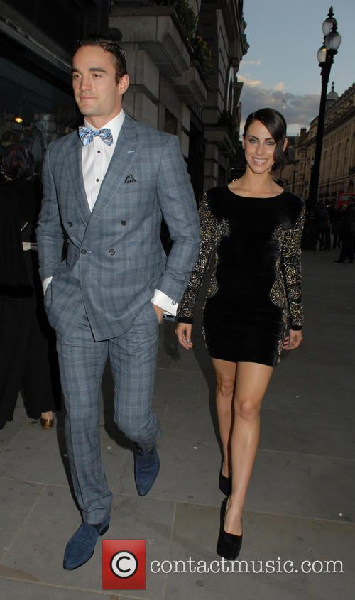 Thom Evans and Jessica Lowndes 4