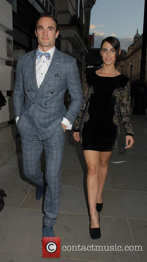 Thom Evans and Jessica Lowndes 7