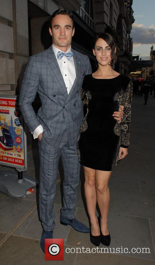 Thom Evans and Jessica Lowndes 1