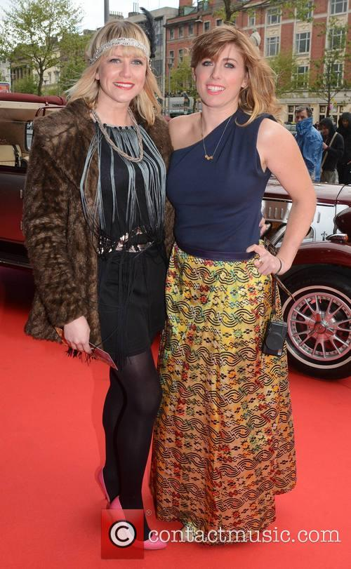 Aoife Kelly and Catherine Biggs 11