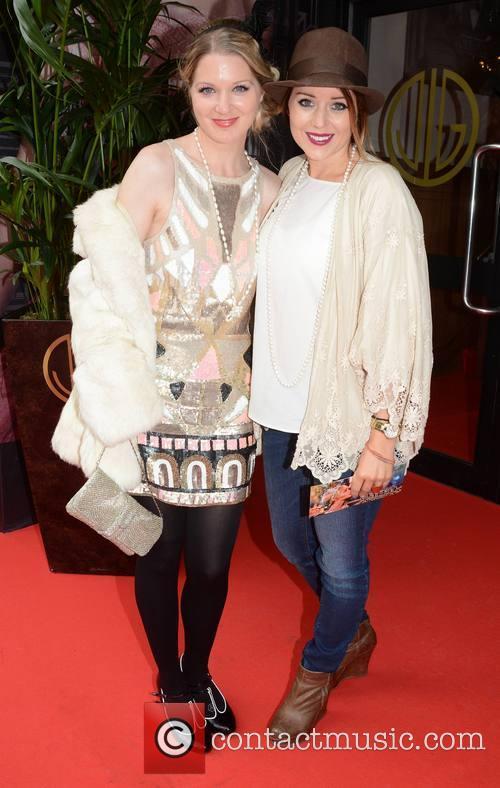 Ciara and Amy Mcgovern