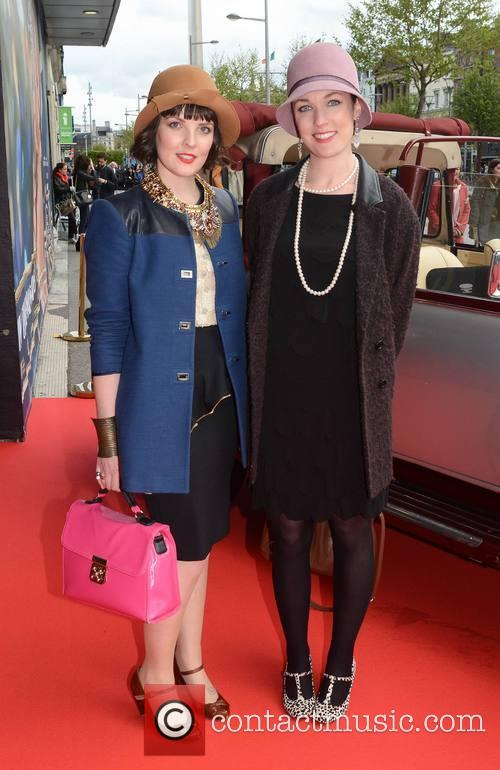 Lisa Byrne and Claire Buckley 7