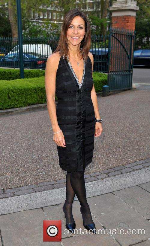 julia bradbury hello magazine 25th birthday party 3665483