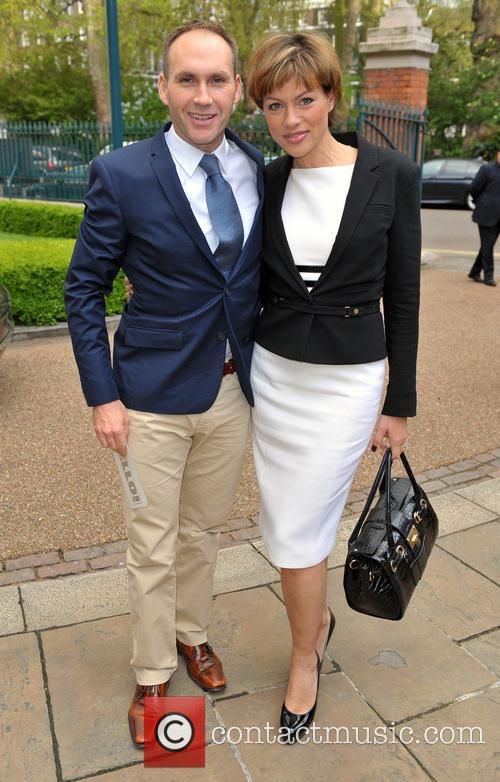 Kate Silverton and Mike Heron 2