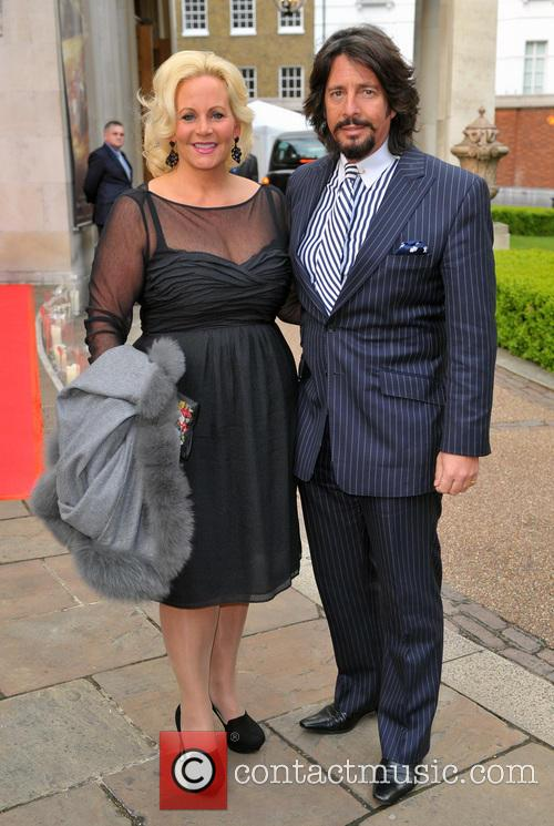 Laurence Llewelyn Bowen and Jackie Llewelyn Bowen 9