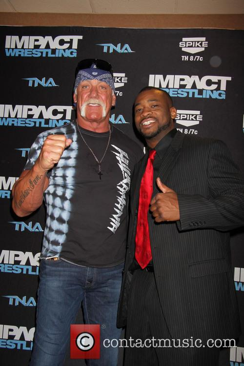Hulk Hogan and Kenny King 10